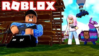 FORTNITE IN ROBLOX! (BEST PLAYER)