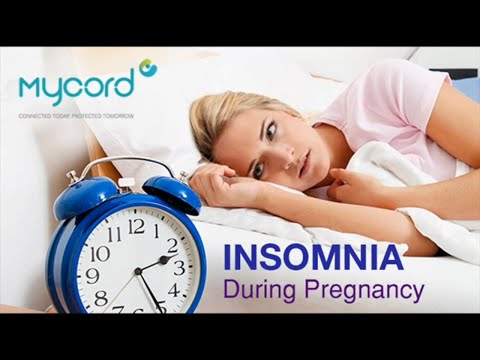How To Cure Insomnia During Pregnancy? #PregnancyTips