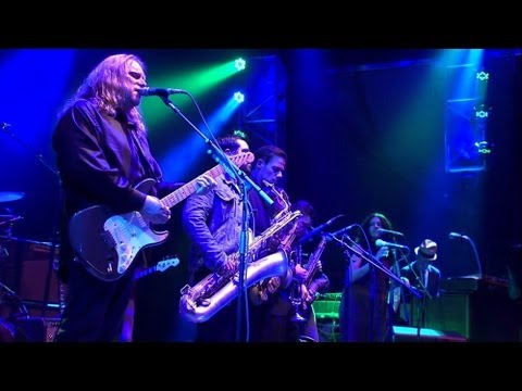 "Gov't Mule - ""I'd Rather Go Blind"" (Etta James Cover) Feat. Special Guests - Mountain Jam 2013"