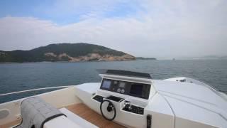 Luxury Yacht - Pershing Yacht 92 - 2016