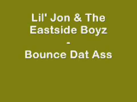 Something is. bounce that ass lyric