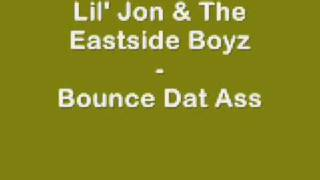 Watch Lil Jon Bounce Dat Ass video