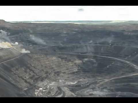 80,000-lb Blast At Central Nevada Gold Mine