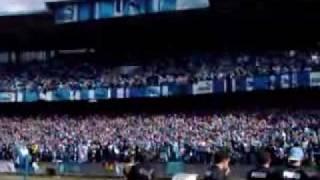Grêmio x Parana - Geral do Grêmio - Chora