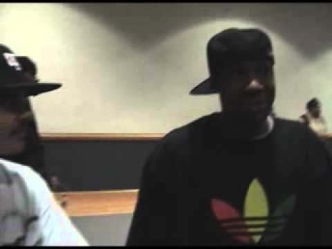 DJ BEE from 103JAMZ (102.9FM) DA BLOCK talking about TRACES