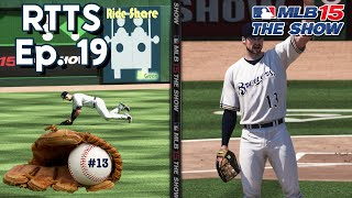 MLB 15 The Show (PS4) Road To The Show SP Ep. 19 | New Stat?