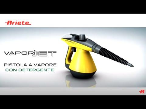 Ariete vapor jet 4109 youtube for Ariete elettrodomestici