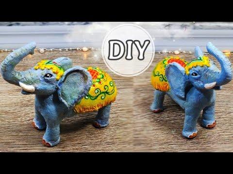 Сделать своими руками слона