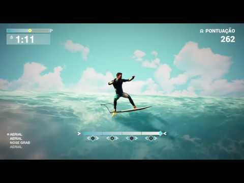 Testando o Demo de Surf World Series (XBOX ONE)