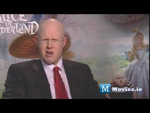 Interview with The Tweedles - Matt Lucas & White Rabbit - Michael Sheen