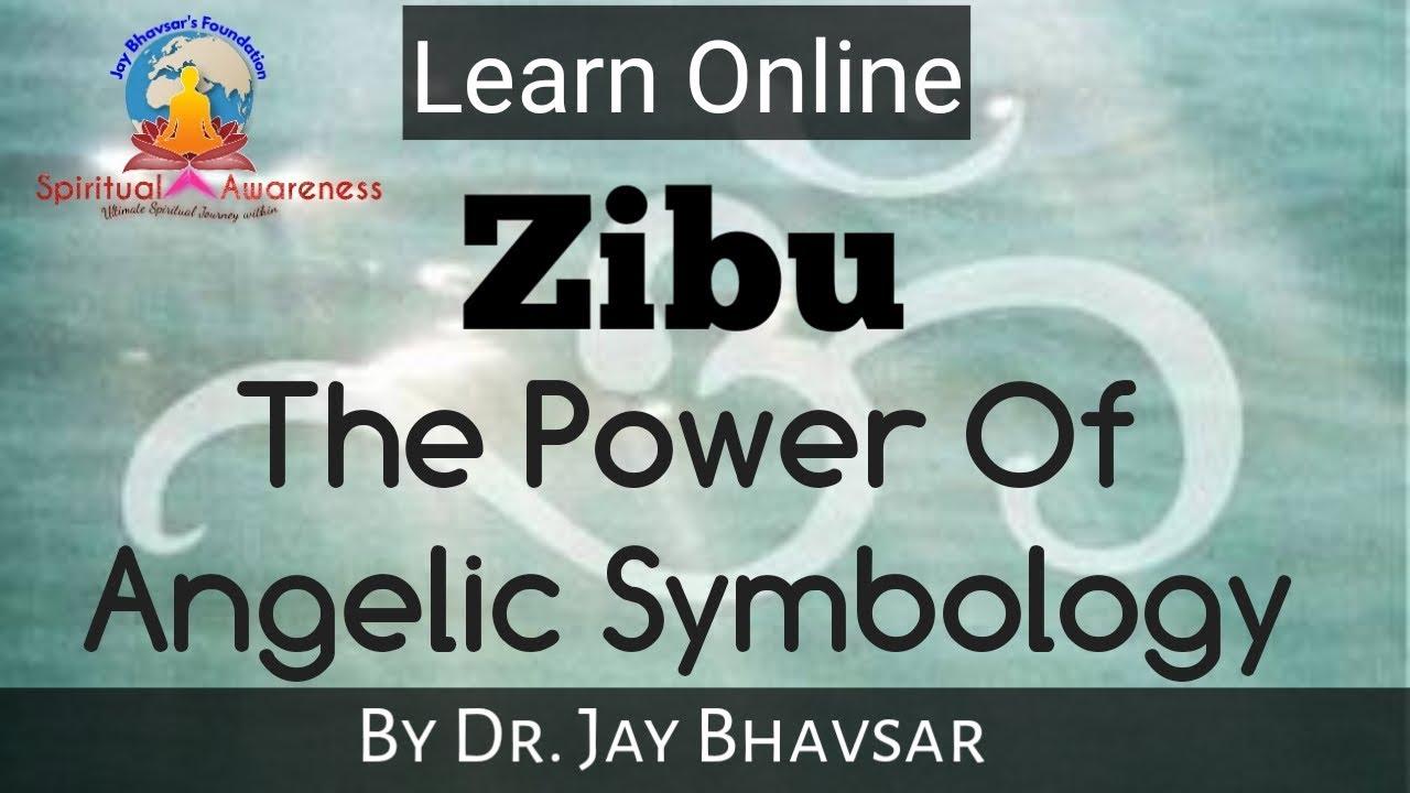 Learn Online Zibu Angelic Symbols Hindi Dr Jay Bhavsar