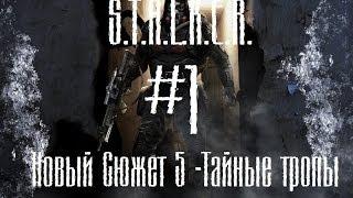 видео Прохождение игры Сталкер Тайные Тропы 2, часть 5