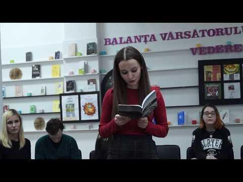 Recital de poezie  Doina Roman
