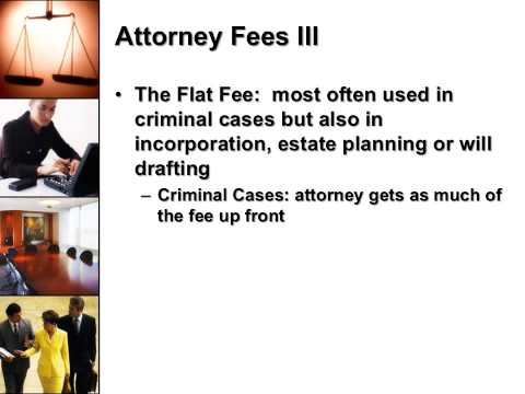 POL 398L The Attorney Client Relationship Part I