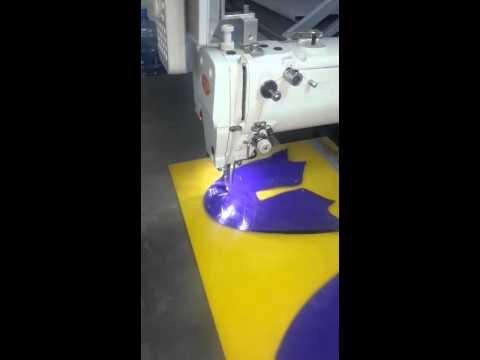600*300 pattern sewing machine