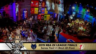 NBA 2K League Finals - 76ers GC vs T-Wolves Gaming