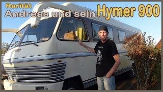 Roomtour Hymer 900 Wohnmobil Selbstausbauertreffen SAT Südsee-Camp Wietzendorf
