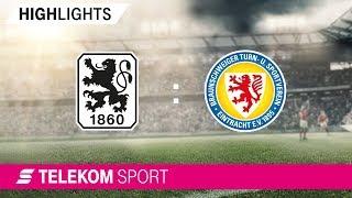 1860 München – Eintracht Braunschweig | Spieltag 12, 18/19 | Telekom Sport