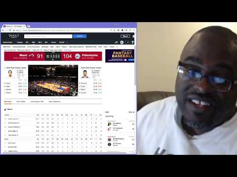 Basketball American News Sixers finish the Heat  Series over
