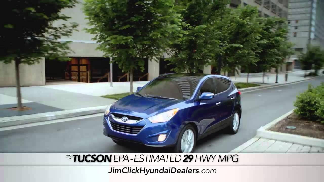2013 Hyundai Tucson At Jim Click Hyundai In Tucson Auto Mall