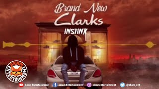 Instink - Brand New Clarks [Audio Visualizer]