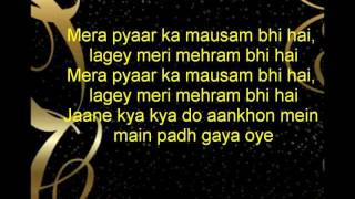 rabba-main-toh-mar-gaya-oye---mausam-full-song-with
