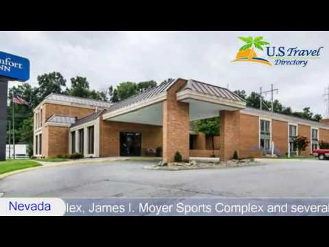 Comfort Inn Troutville - Troutville Hotels, Virginia