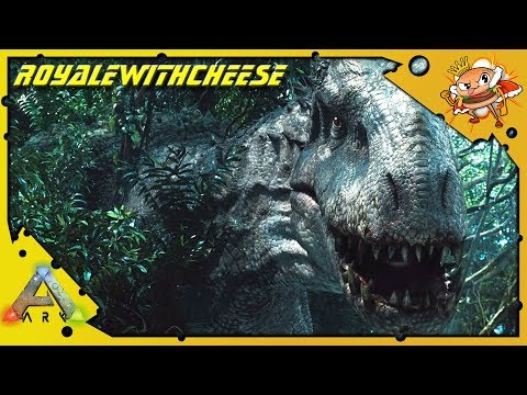 Jaguars and Indoms! - Ark: Jurassic Park [E14]