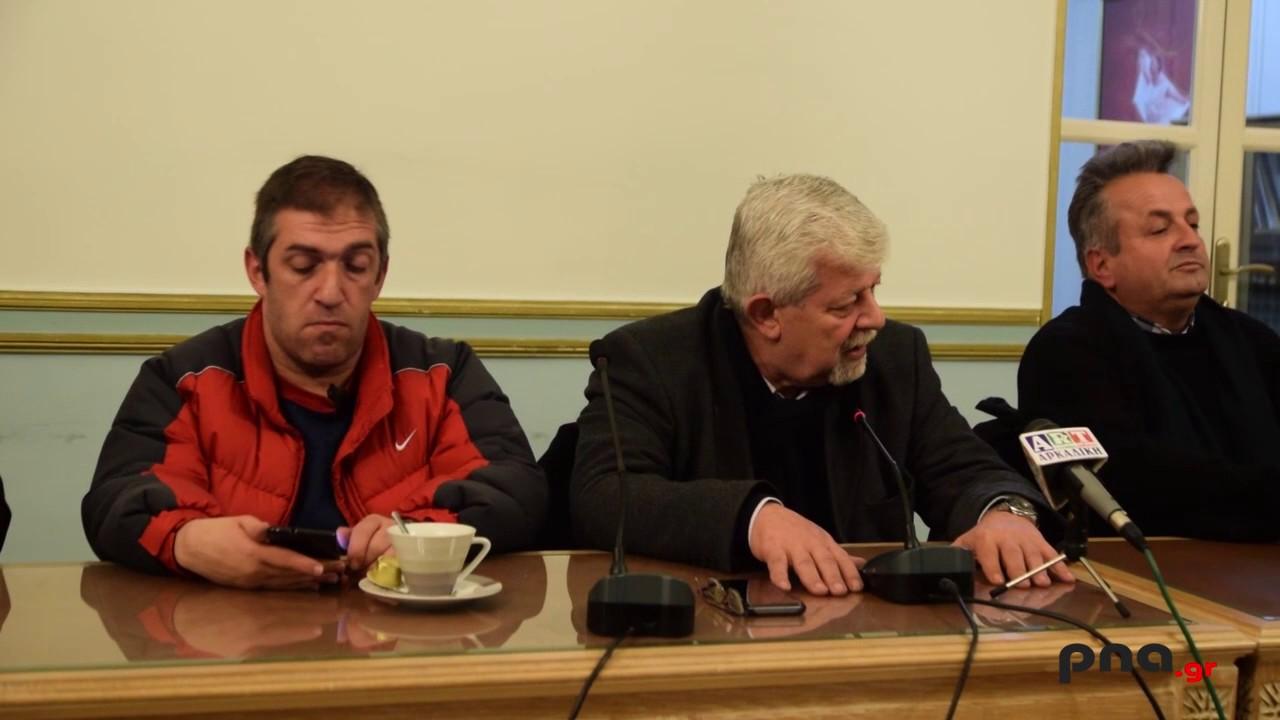 Δήμος Τρίπολης: Πού υπάρχουν προβλήματα με τα χιόνια