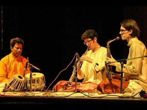 Saxophone Brothers - Raga Marwa
