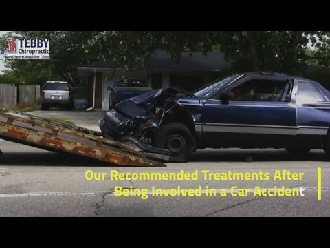 Treatment For Car Accident Injuries By Your Charlotte Chiropractor Tebby Clinic