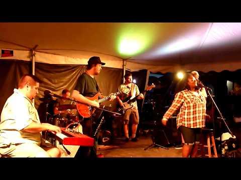 Brett Johnson's The Most Band-I Wish (cover)-Cape Fear Blues Festival-Rusty Nail-6/25/17