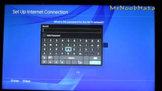 How to Connect Your PS4 to the Internet