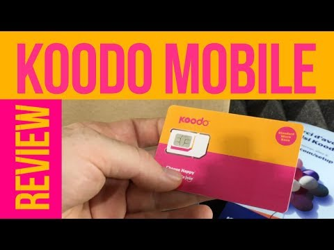 Koodo Mobile Shipping Review