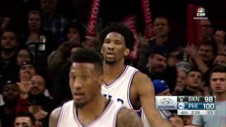 Brooklyn Nets at Philadelphia 76ers - December 18, 2016