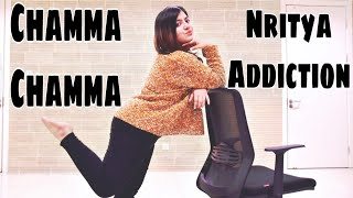 CHAMMA CHAMMA - Fraud Saiyaan | Dance choreography by Nritya Addiction |