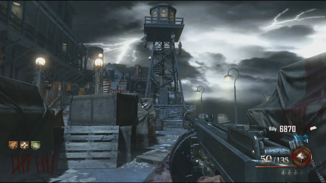 Mob of the dead 39 tower trap 39 afterlife upgrade youtube - Mob of the dead pictures ...