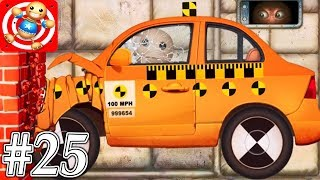 Kick The Buddy - Gameplay Walkthrough Part 25 - New Mega Car Crush Funny Buddy Hit Play ( iOS )