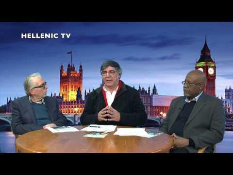 Photios Kouzoupis & Ertanch Hidayettin   London's  Cypriot Diaspora: 'together for peace'