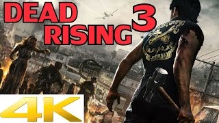 Dead Rising 3 ▶️ PC Max Settings 4K | GTX 980 & I7 4790K