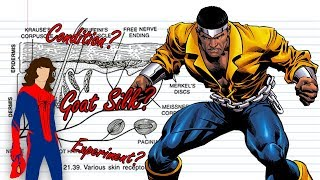 Is LUKE CAGE'S Bullet-Proof Skin Possible? - Science Behind Superheroes