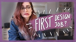 How to land your first design job!