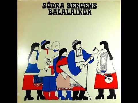 Södra Bergens Balalaikor – Poljanka [ Russian Folk Music ]