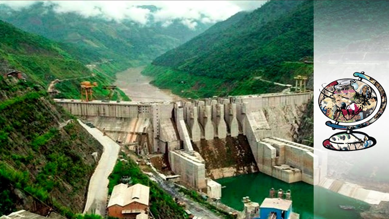effects of dams Dams have a whole range of positive and negative effects positive: reduced risk of floods more reliable water supply hydro power generation, by region , by country fishing tourism negative effects changes in channel.