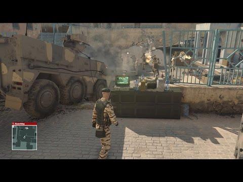 Hitman - Marrakesh - APC Turret Double Assassination