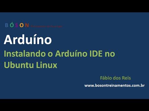 Instalando O Arduino IDE No Ubuntu Linux - 03