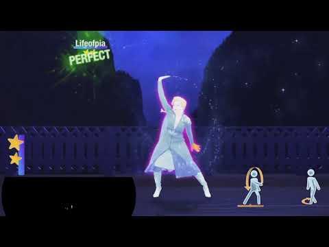 Justdance - Reine des Neiges II - En français
