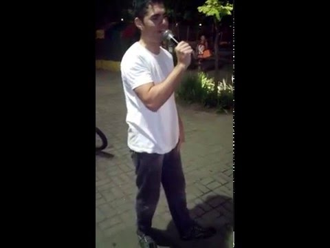 Videokê do Cris shoow no Parque de Madureira