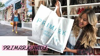 PRIMARK HAUL AND TRY ON AUGUST 2018 | MISS GUNNER