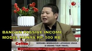 Cara Punya Passive income modal hanya Rp. 500.000